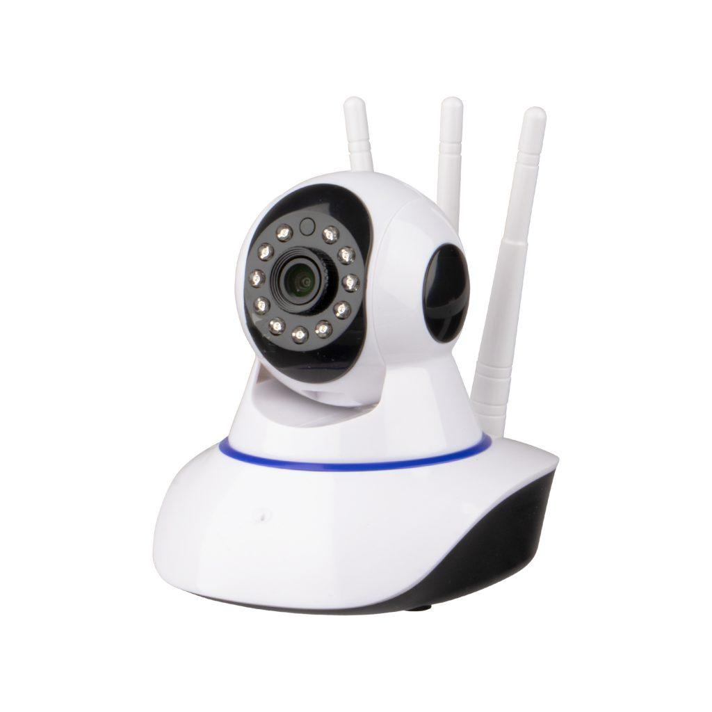 نمونه تصویر babycam سه آنتن v380